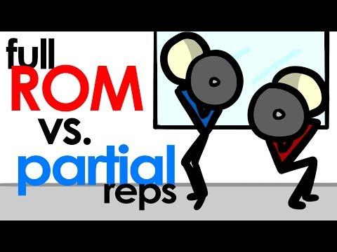 Partial Reps vs Full Reps