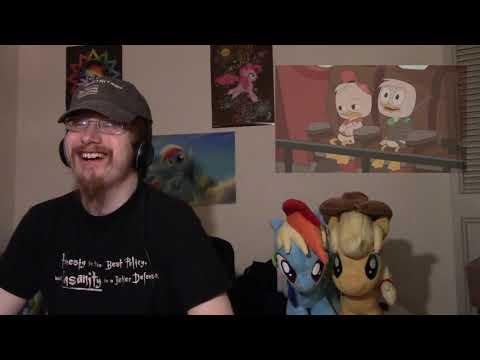 "Blind Reaction: Ducktales 2017, S1E22, ""The Last Crash of the Sunchaser!"""