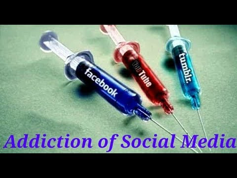 Addiction for Social Media