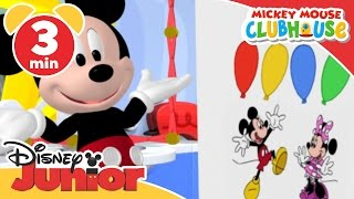 Magical Moments | Mickey Mouse Clubhouse: Minnie's Birthday | Disney Junior UK