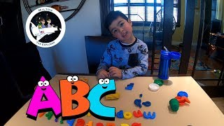 ABC Song Nursery Rhymes Learning Alphabet Educational Kids Songs with Milton