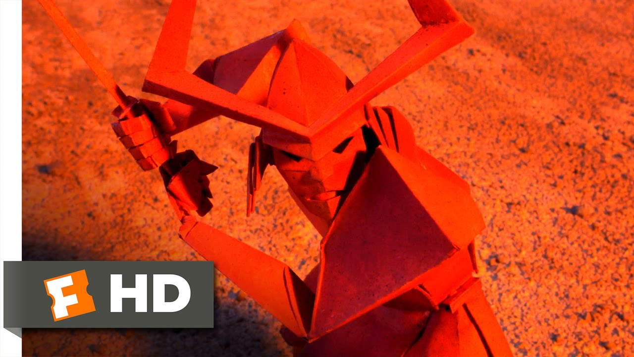 Download Kubo and the Two Strings (2016) - The Legend of Hanzo Scene (1/10) | Movieclips