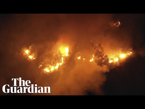 Wildfires erupt in Mount Lebanon area after heatwave hits country