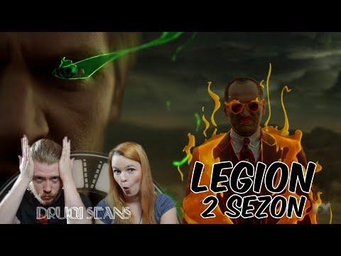 LEGION 2 SEZON - SPOILEROWE PODSUMOWANIE