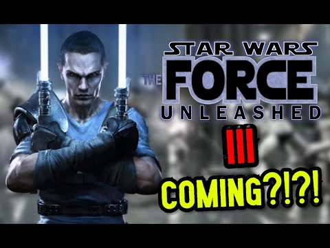 star-wars:-the-force-unleashed-3-rumored-to-be-in-development