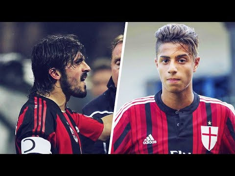 The day Gennaro Gattuso threatened to break Hachim Mastour's teeth | Oh My Goal