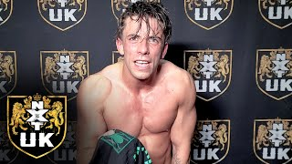 Kenny Williams' mind makes him indestructible: NXT UK Exclusives, Sept. 16, 2021