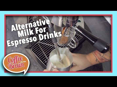 Best Alternative Milks For Lattes & Cappuccinos | Coffee On The Brain