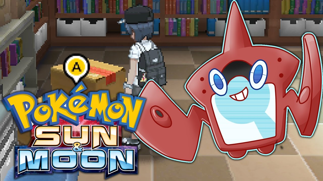 How & Where To Change Rotom's Forms! How to Get ALL Rotom Forms ...