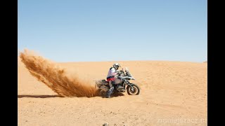 Auf den Spuren der Rally Dakar - On the trail of the Dakar Rally - Śladami Dakaru