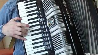Bulgarian teacher by accordion reveals the secrets of folk music