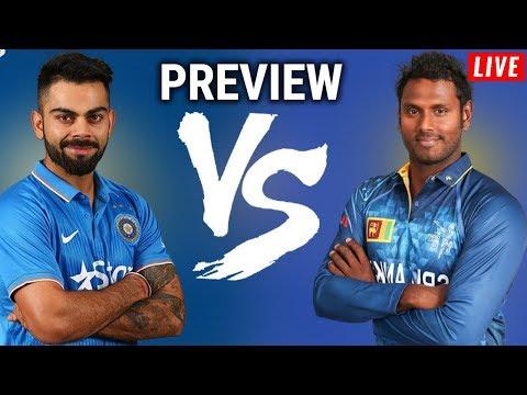 🔴Live: India Vs Sri Lanka Live Cricket Match Today - ICC Cricket World Cup 2019 Live Streaming