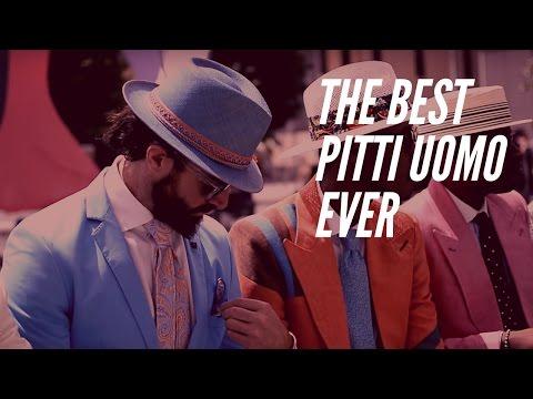 Pitti Uomo June 2016
