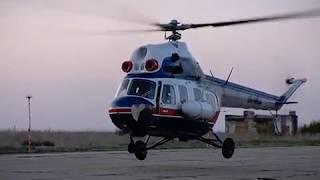 видео Как летает вертолет? | Тракторы, технические подробности