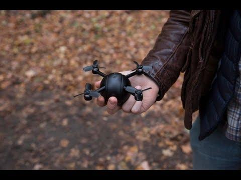 PITTA - Transformative Autonomous 4K Selfie Drone