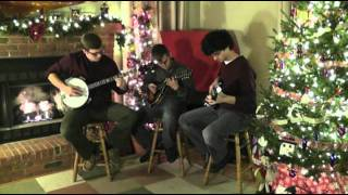 Santa Claus is Coming to Town - FoxCreek Bluegrass Band
