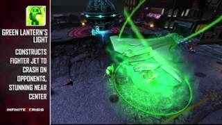 Infinite Crisis (2013) HD | Обзор персонажа Green Lantern