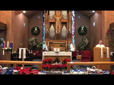 2 Christmas - Holy Eucharist - Rite II - 1/03/21