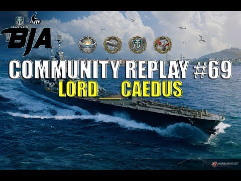 World of Warships- République: A New Bully (Community Replay #69)