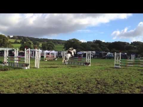 Eventing 2012 (Watchover Jackanory and Ottava Rima)
