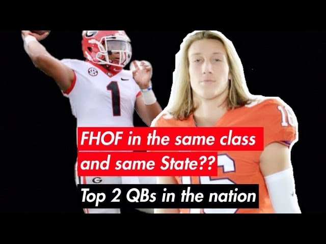 Trevor Lawrence vs Justin Fields - Spring Games review