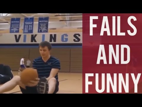March Madness Fails And Funny Basketball Fails  Newpilation