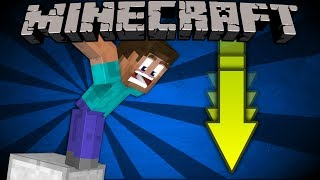 If Shifting Let You Fall - Minecraft