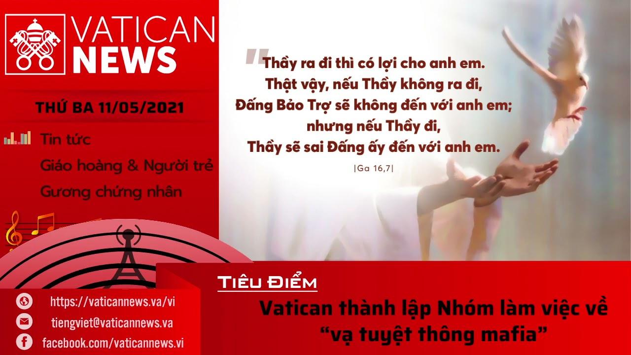 Radio thứ Ba 11/05/2021 - Vatican News Tiếng Việt