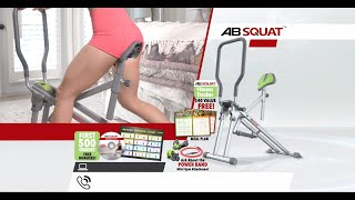 AB Squat Fitness Machine