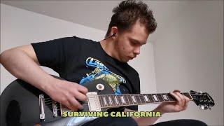 Surviving California (Lagwagon guitar cover)
