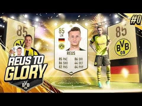 MARCO RETURNS  Reus To Glory 0  FIFA 19 Road To Glory