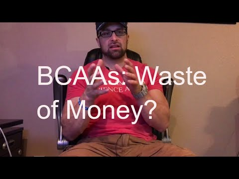 Are BCAAs a Waste of Money?
