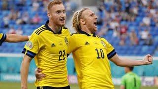 Svezia Polonia 3-2 | EURO2020
