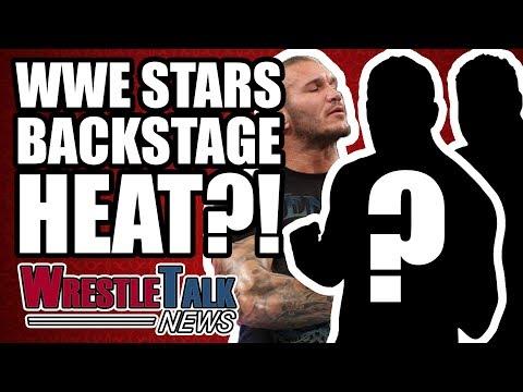 WWE Smackdown Stars Backstage Heat! | WrestleTalk News Nov. 2017