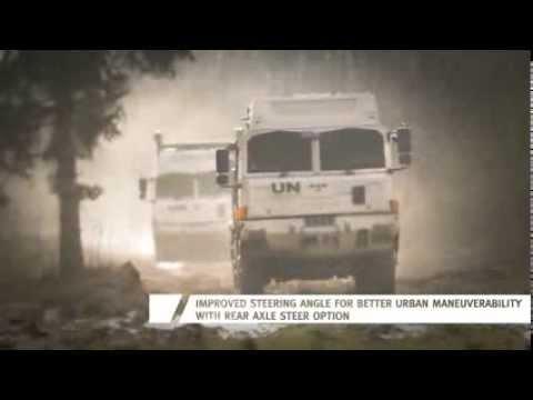 Rheinmetall HX High Mobility Truck System