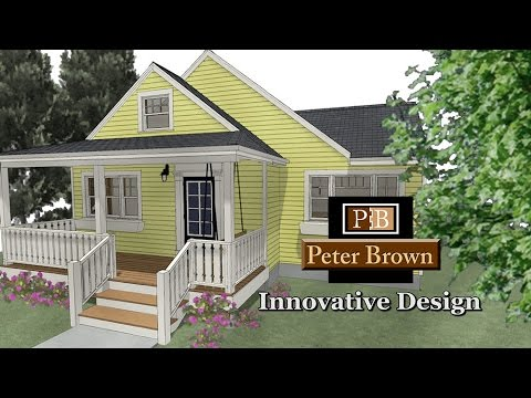 Covered Front Porch Addition In Bozeman Youtube