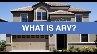 What Is ARV In Real Estate? After Repair Value