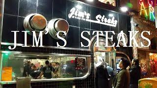 Jim's Steak On South Street Philadelphia