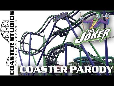 Coaster Parody: The Joker at Six Flags New England