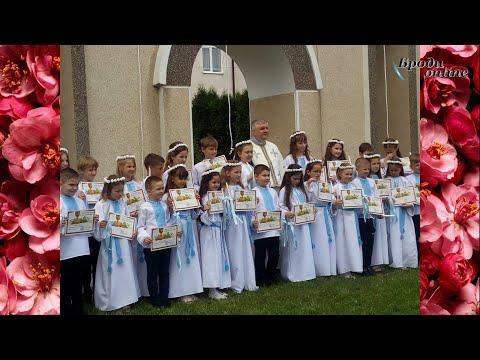 Телеканал Броди online: Вітання для Ярослава Царика (ТК