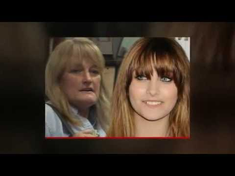 Paris Jackson and Debbie Rowe are no longer bonding