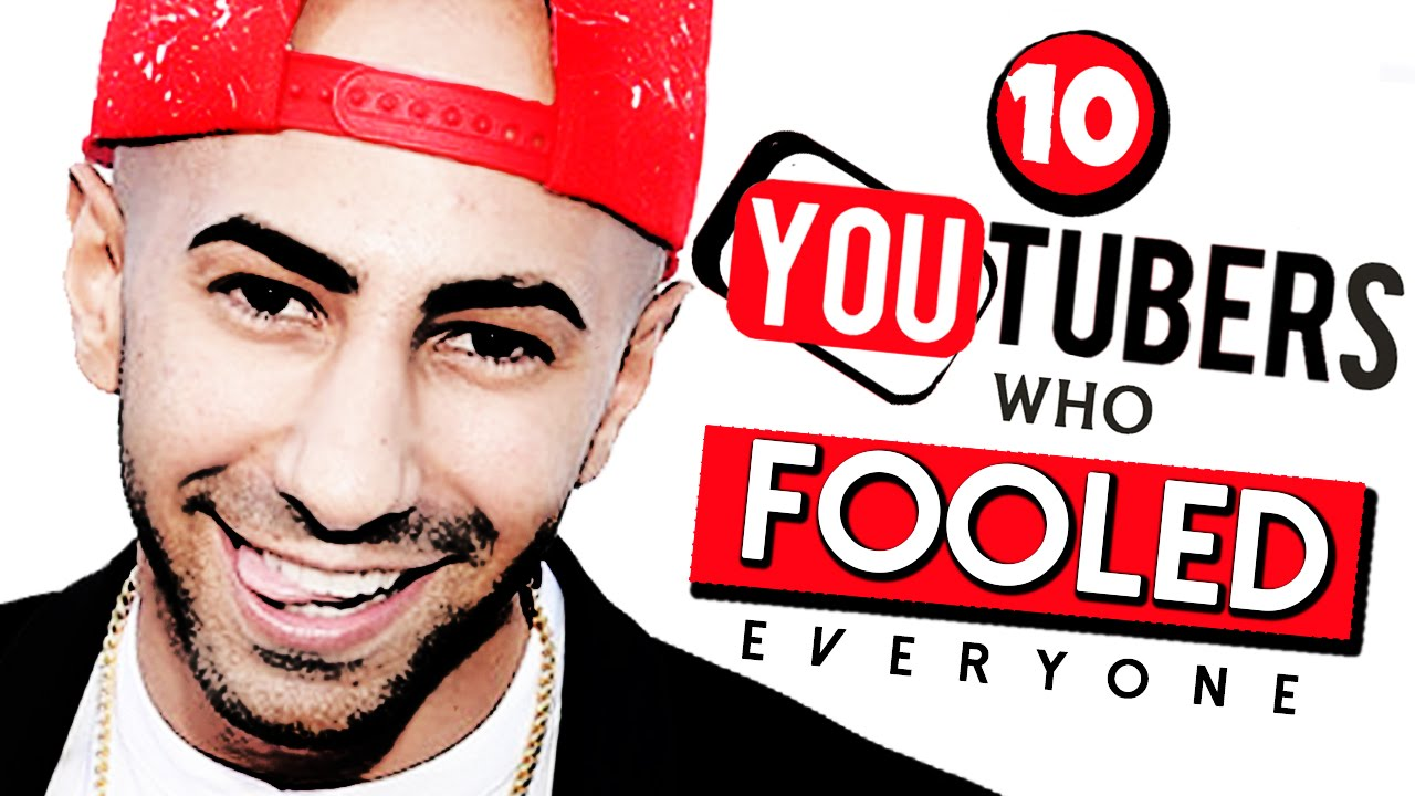 10 fake youtubers who fooled everyone youtube