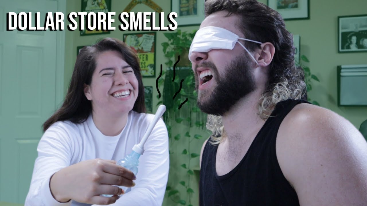 Trans Guy Reacts To Smells