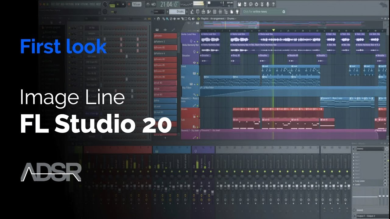 Fl Studio 20 First Look With Seamlessr