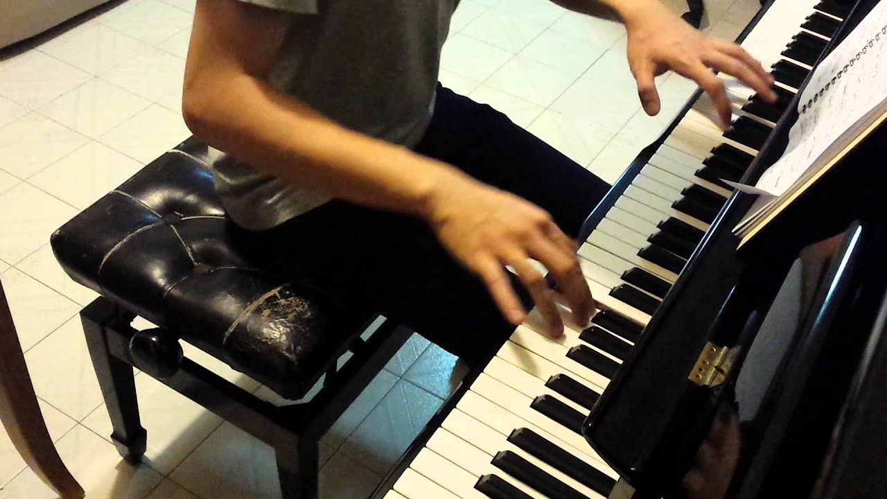 楊千嬅 - 飛女正傳 (piano cover by chi yuen ho) - YouTube