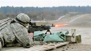M240B Medium Machine Gun Qualification