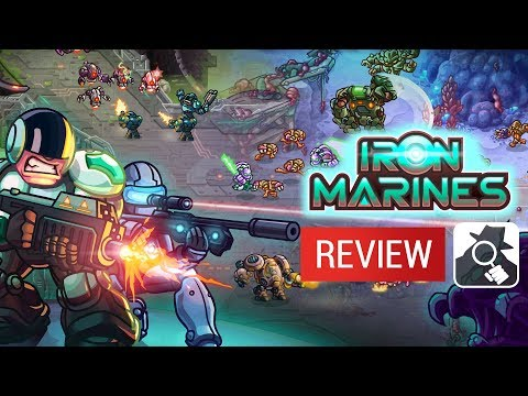 IRON MARINES | AppSpy Review