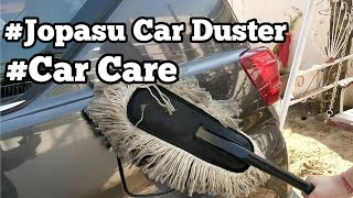 Jopasu Car Duster Cleaning Rejuven. | Usage on Toyota Innova Crysta 2018| Washing In Just 10 Minutes