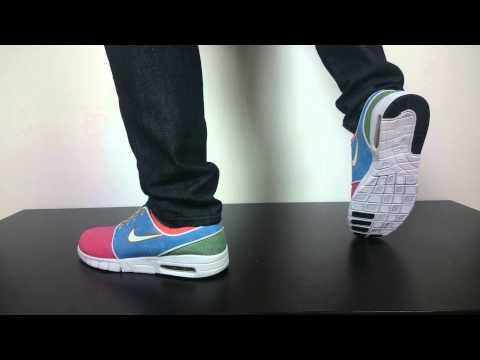 Nike Sb Stefan Janoski Max L Qs