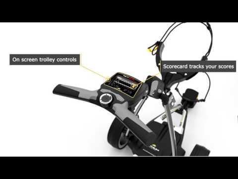 Powakaddy FW 7 Electric Trolley - #1 Online Dealer
